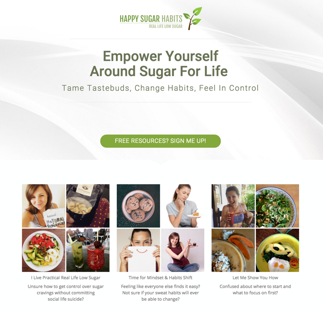 ansleyRDgroup Reviews Portfolio HappySugarHabits